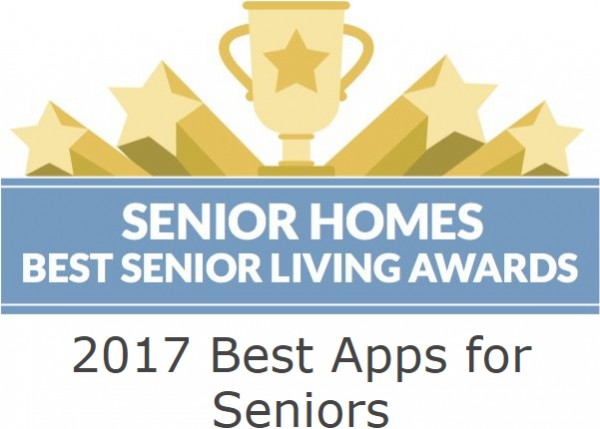 Simple Senior Phone nominated for 2017 Best Senior Living Awards