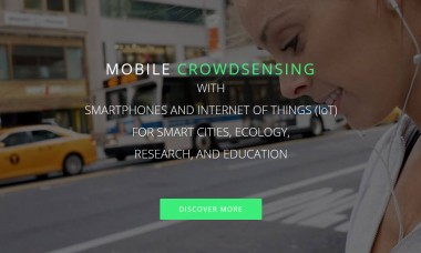 CrowdSensing now available
